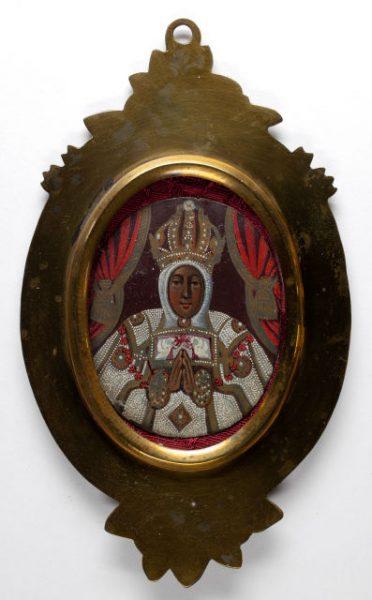 Luis Alba - Medalla de la Virgen del Sagrario - 188 anverso