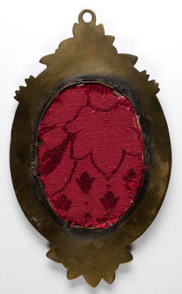 Luis Alba - Medalla de la Virgen del Sagrario - 188 reverso