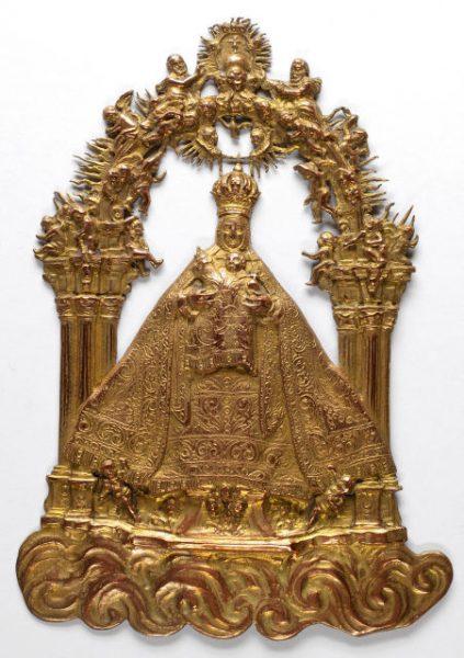 Luis Alba - Medalla de la Virgen del Sagrario - 189 anverso