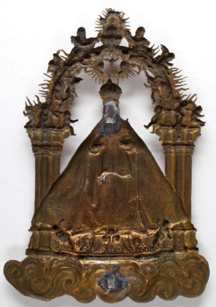 Luis Alba - Medalla de la Virgen del Sagrario - 189 reverso