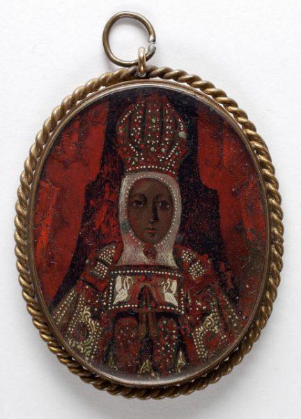 Luis Alba - Medalla de la Virgen del Sagrario - 191 anverso