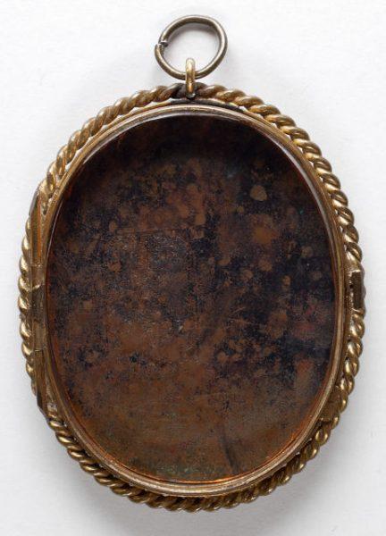 Luis Alba - Medalla de la Virgen del Sagrario - 191 reverso