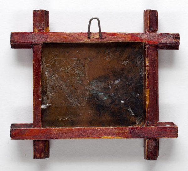 Luis Alba - Medalla de la Virgen del Sagrario - 192 reverso