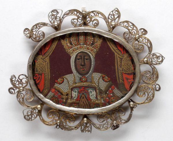 Luis Alba - Medalla de la Virgen del Sagrario - 193 anverso