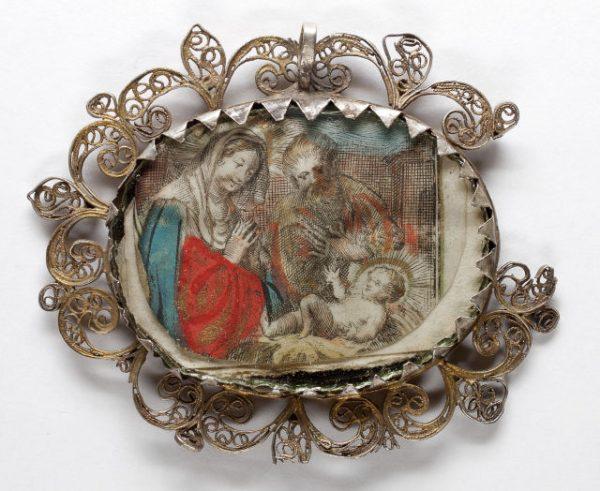Luis Alba - Medalla de la Virgen del Sagrario - 193 reverso
