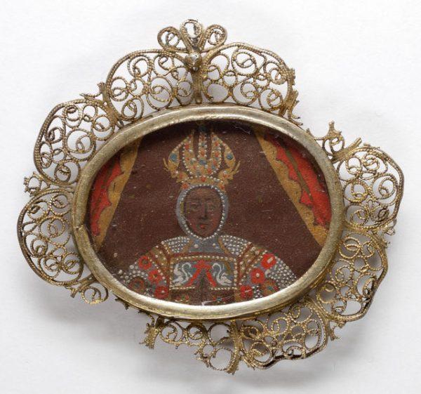 Luis Alba - Medalla de la Virgen del Sagrario - 194 anverso