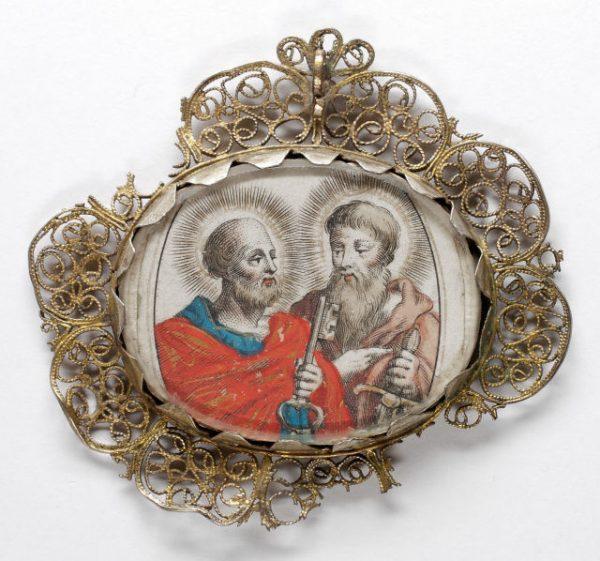 Luis Alba - Medalla de la Virgen del Sagrario - 194 reverso