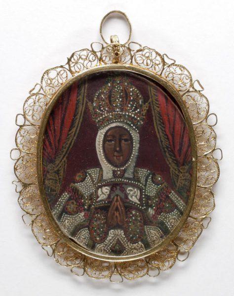 Luis Alba - Medalla de la Virgen del Sagrario - 195 anverso
