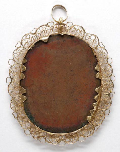 Luis Alba - Medalla de la Virgen del Sagrario - 195 reverso