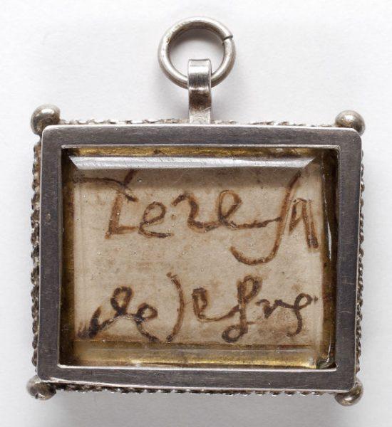Luis Alba - Medalla de la Virgen del Sagrario - 196 reverso