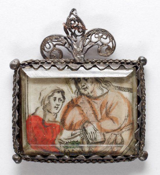 Luis Alba - Medalla de la Virgen del Sagrario - 197 reverso