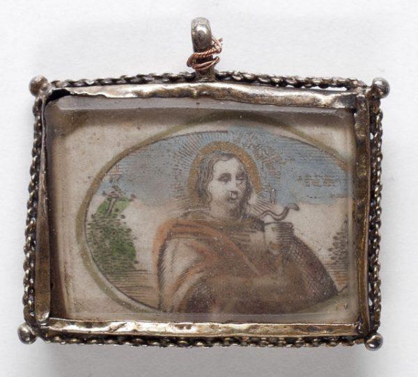 Luis Alba - Medalla de la Virgen del Sagrario - 198 reverso