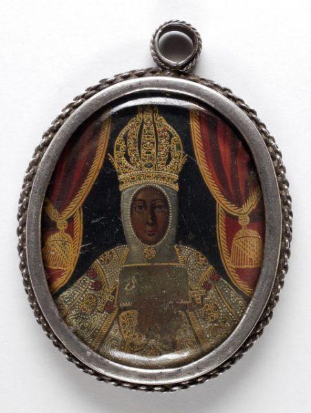 Luis Alba - Medalla de la Virgen del Sagrario - 199 anverso