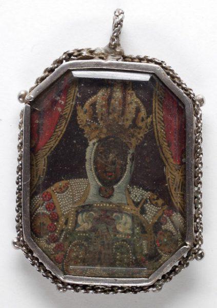 Luis Alba - Medalla de la Virgen del Sagrario - 200 anverso
