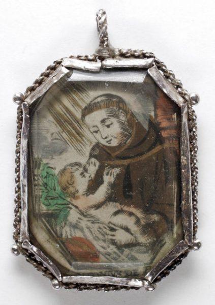 Luis Alba - Medalla de la Virgen del Sagrario - 200 reverso