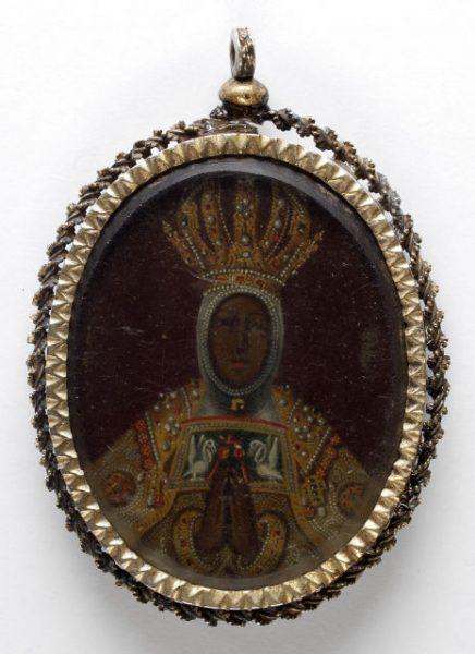 Luis Alba - Medalla de la Virgen del Sagrario - 201 anverso