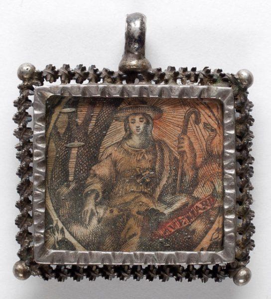 Luis Alba - Medalla de la Virgen del Sagrario - 203 reverso