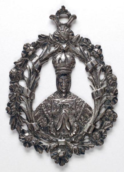 Luis Alba - Medalla de la Virgen del Sagrario - 204 anverso