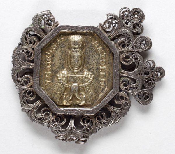 Luis Alba - Medalla de la Virgen del Sagrario - 205 anverso
