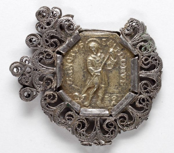 Luis Alba - Medalla de la Virgen del Sagrario - 205 reverso