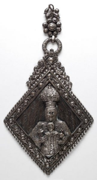 Luis Alba - Medalla de la Virgen del Sagrario - 207 anverso
