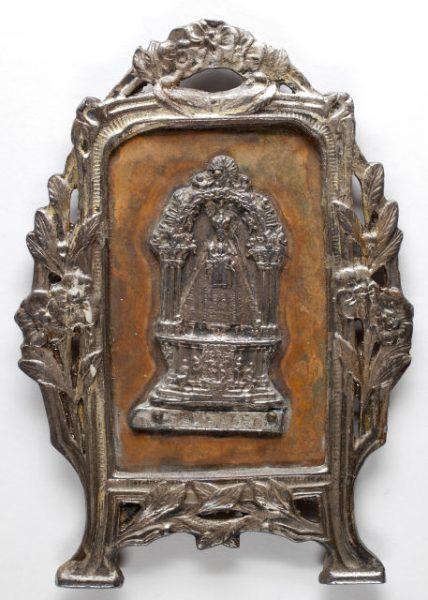 Luis Alba - Medalla de la Virgen del Sagrario - 208 anverso