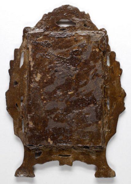 Luis Alba - Medalla de la Virgen del Sagrario - 208 reverso