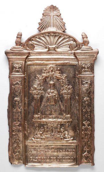 Luis Alba - Medalla de la Virgen del Sagrario - 209 anverso