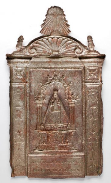 Luis Alba - Medalla de la Virgen del Sagrario - 209 reverso