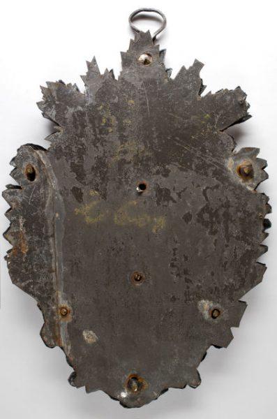 Luis Alba - Medalla de la Virgen del Sagrario - 210 reverso