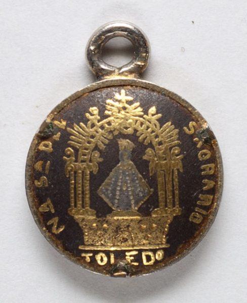 Luis Alba - Medalla de la Virgen del Sagrario - 211 anverso