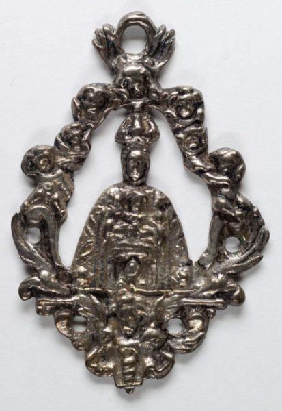 Luis Alba - Medalla de la Virgen del Sagrario - 215 anverso
