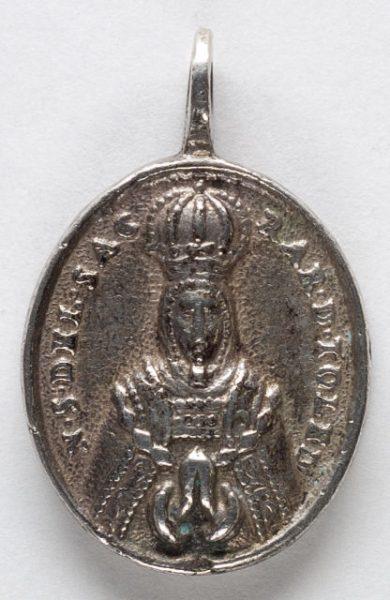 Luis Alba - Medalla de la Virgen del Sagrario - 217 anverso