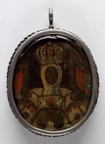 Luis Alba - Medalla de la Virgen del Sagrario - 218 anverso