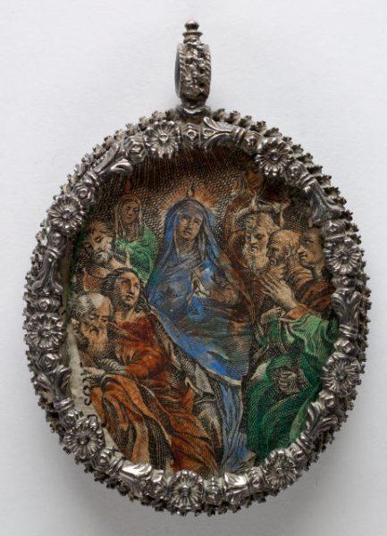 Luis Alba - Medalla de la Virgen del Sagrario - 219 reverso