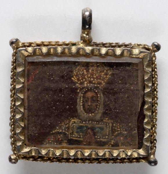 Luis Alba - Medalla de la Virgen del Sagrario - 220 anverso
