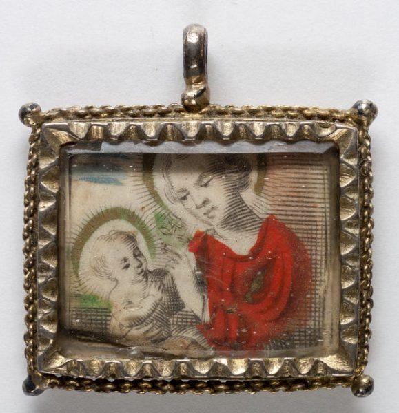 Luis Alba - Medalla de la Virgen del Sagrario - 220 reverso
