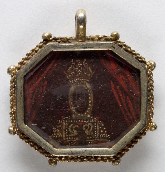 Luis Alba - Medalla de la Virgen del Sagrario - 221 anverso