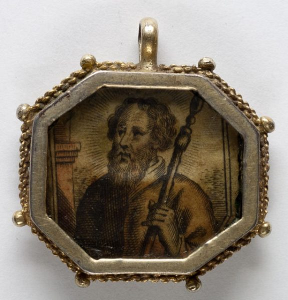 Luis Alba - Medalla de la Virgen del Sagrario - 221 reverso