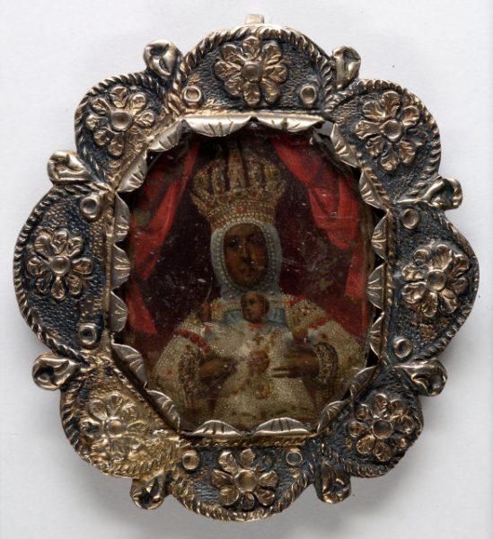 Luis Alba - Medalla de la Virgen del Sagrario - 222 anverso
