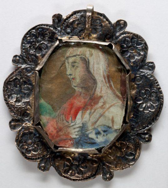 Luis Alba - Medalla de la Virgen del Sagrario - 222 reverso