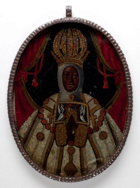 Luis Alba - Medalla de la Virgen del Sagrario - 223 anverso