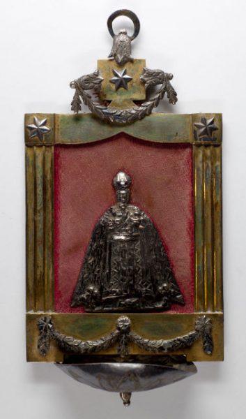 Luis Alba - Medalla de la Virgen del Sagrario - 224 anverso