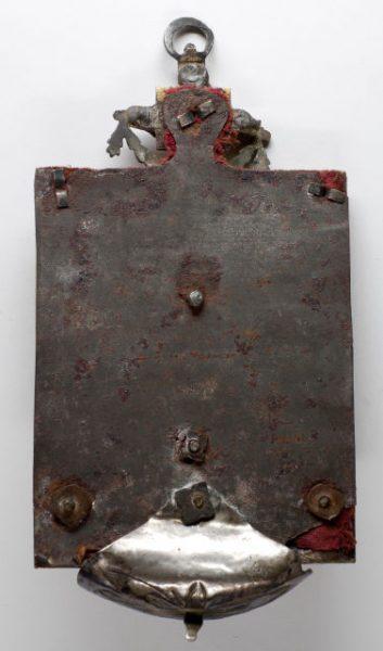 Luis Alba - Medalla de la Virgen del Sagrario - 224 reverso