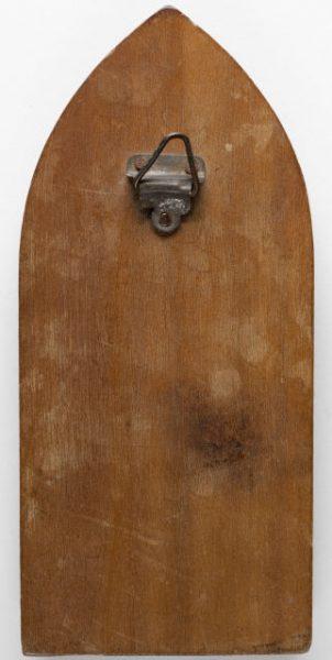 Luis Alba - Medalla de la Virgen del Sagrario - 225 reverso