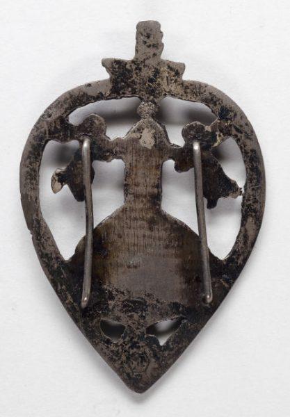 Luis Alba - Medalla de la Virgen del Sagrario - 228 reverso