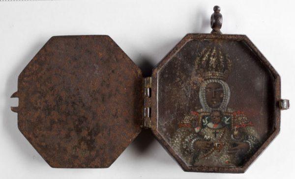 Luis Alba - Medalla de la Virgen del Sagrario - 229 anverso