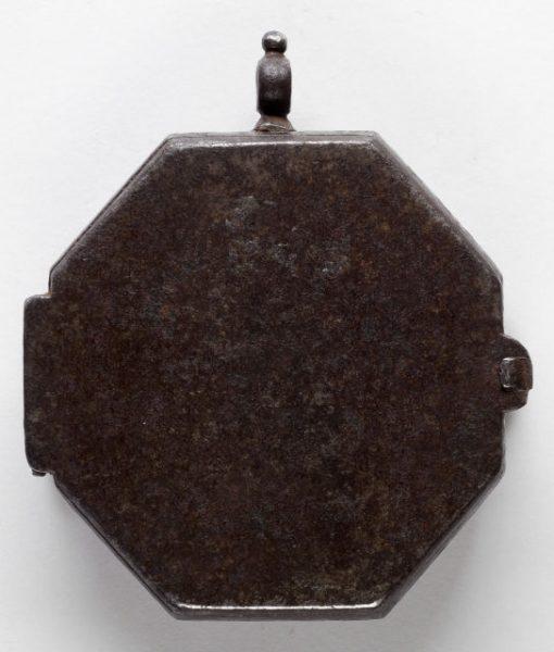 Luis Alba - Medalla de la Virgen del Sagrario - 229 caja cerrada