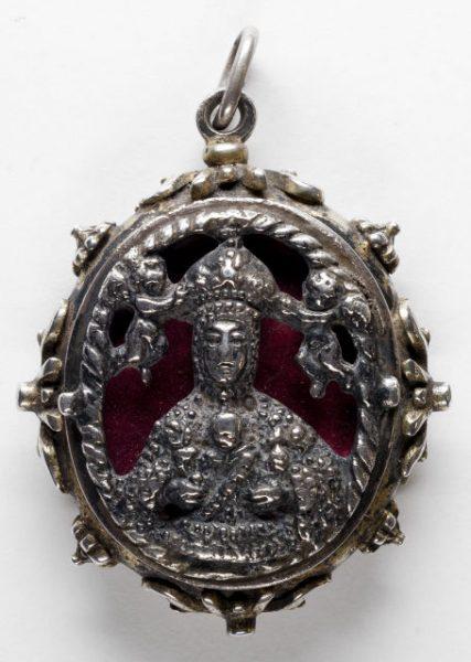Luis Alba - Medalla de la Virgen del Sagrario - 230 anverso