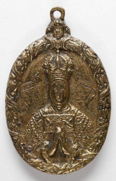 Luis Alba - Medalla de la Virgen del Sagrario - 231 anverso